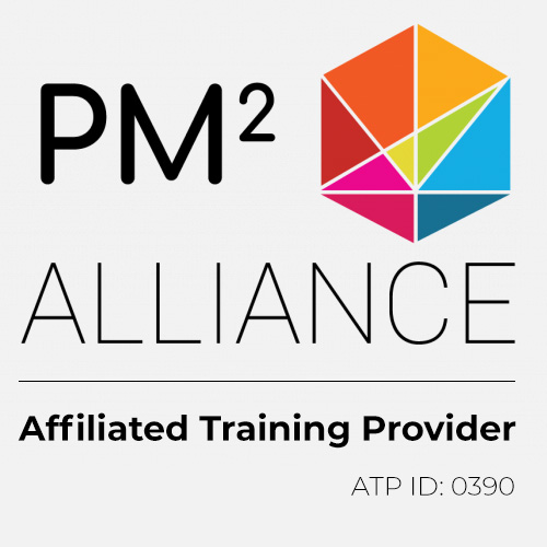 PM2 Affiliated Training Partner logo