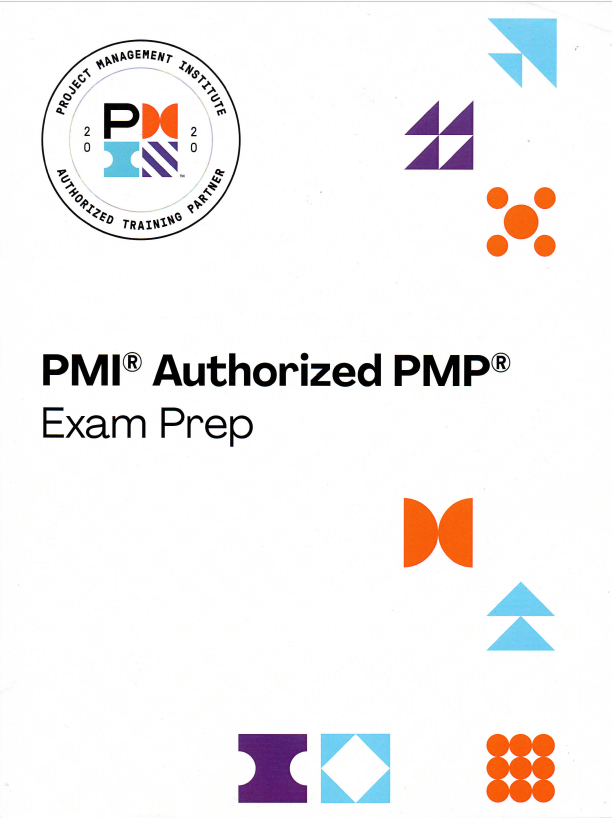 Authorized PMP Exam Prep front cover