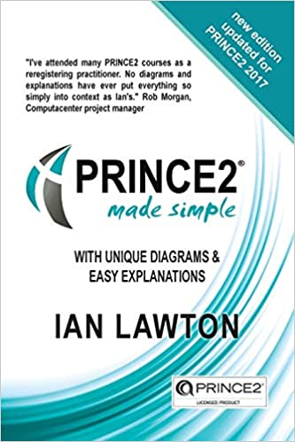 PRINCE2 made simple front cover