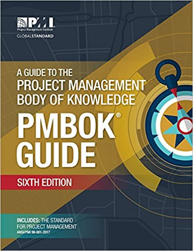 PMBOK Guide front cover